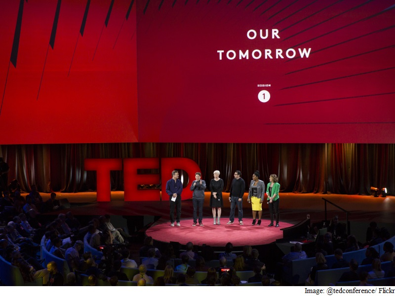Visions of the Future Unleashed at TED