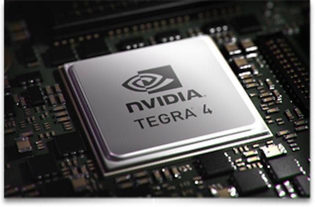 Nvidia introduces Tegra 4 processor with 72 custom GPU cores, 4K video playback capabilities