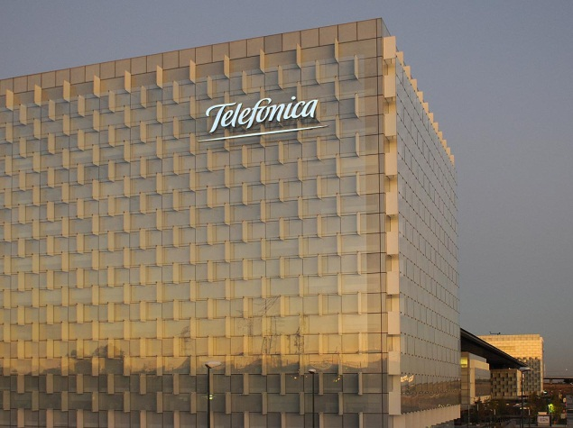 Telefonica Posts Higher Profits on Spanish Recovery