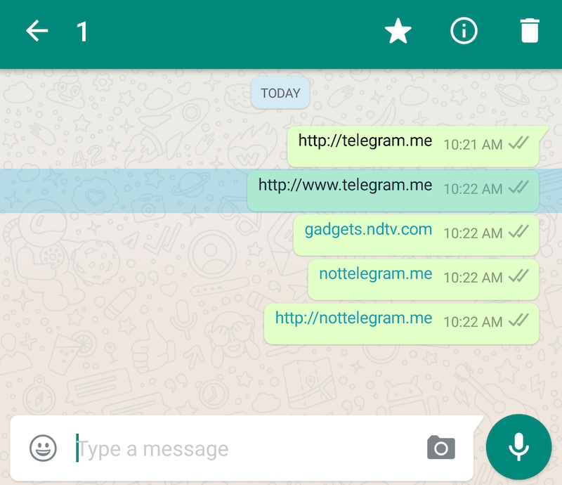 blocked on whatsapp how to tell