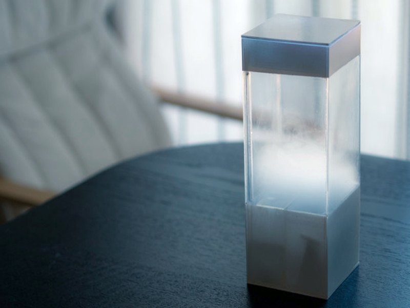 The Tempescope Is a Weather Widget for Your Desk