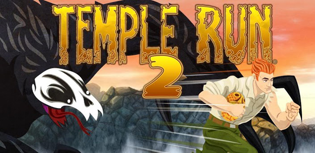 Temple Run 2 released for Android