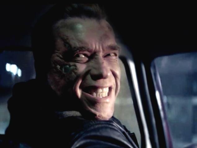 Terminator Genisys: Arnie Is Back
