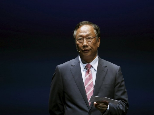 Foxconn CEO Wants to Open 10-12 Centres in India, Create 1 Million Jobs