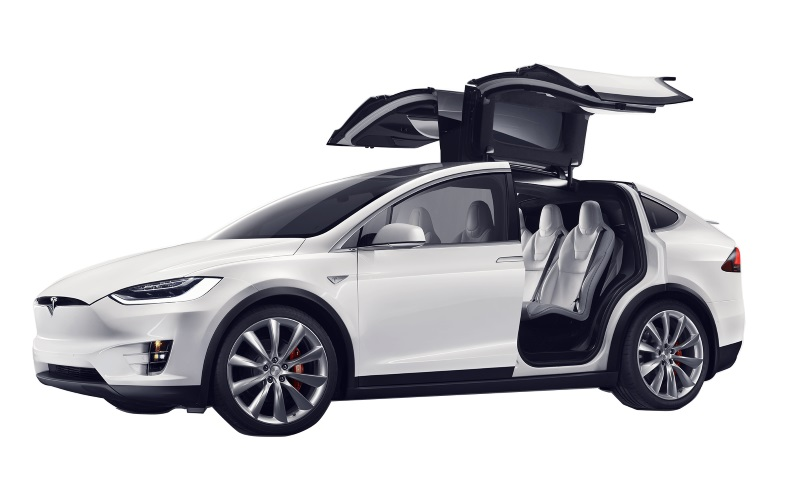 Tesla Says Software Update Will Fix Model X Doors