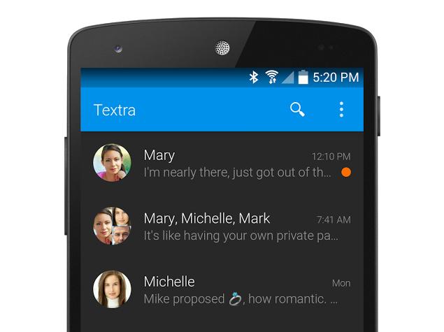 skicka sms gratis app