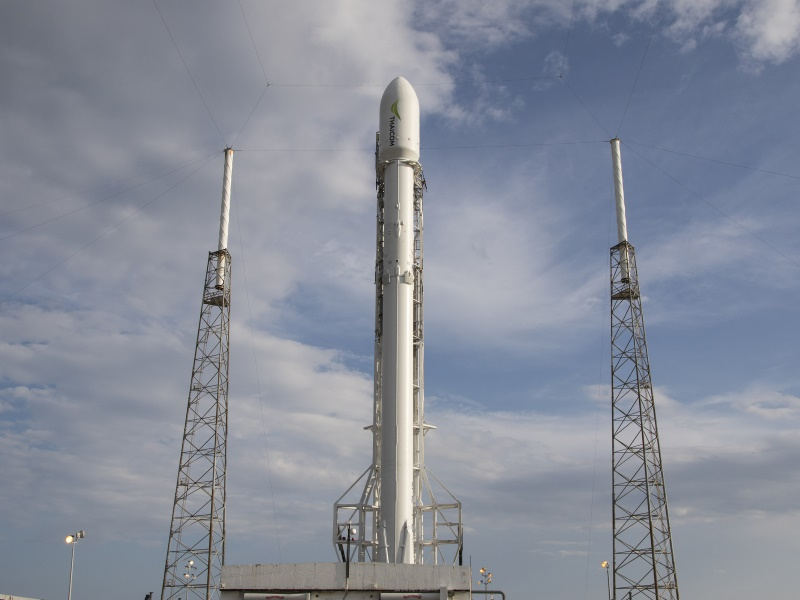 SpaceX Postpones Rocket Launch After 'Tiny Glitch