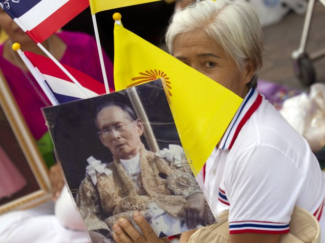 Thai Web Radio Host Jailed for Insulting Monarch
