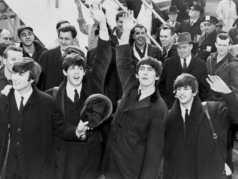 'Come Together' on Top as Beatles Start Streaming