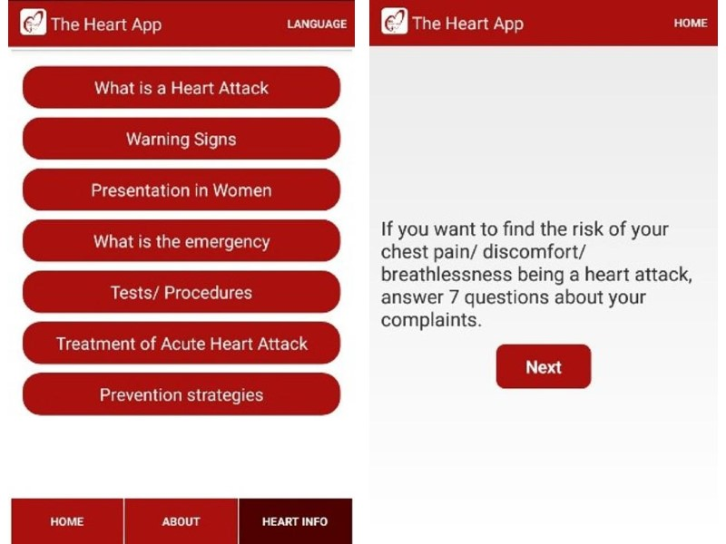 New Smartphone App Could Help Prevent Heart Attacks