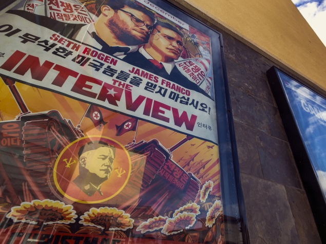 Sony Streams The Interview on Google Play, YouTube, and Xbox Video