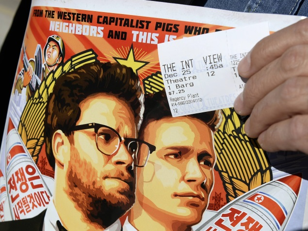 The Interview Lands on Pay TV and in 580 Theatres