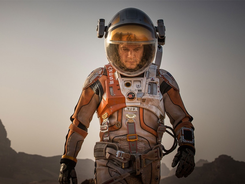 The Martian Is the Best Ad for Nasa in Ages