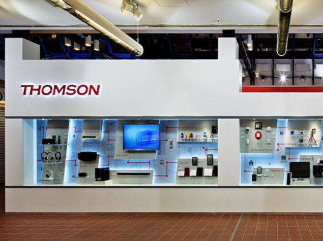 Thomson Re-Enters Indian Market Through Licensee