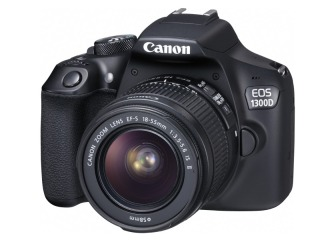 Canon EOS 1300D Entry-Level DSLR Launched Starting Rs. 29,995