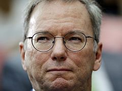 Apple and Google Competition More Brutal Than Before: Eric Schmidt