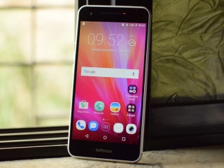 InFocus M812 Review: Unibody Metal Goodness