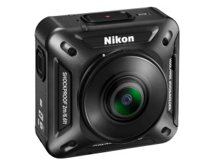 Nikon KeyMission 360 Rugged Action Camera Launched at CES 2016