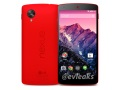 Red Nexus 5 leaked in press renders ahead of expected February 4 launch