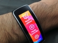 Samsung Gear Fit review: Stylish, high tech, and definitely not mainstream