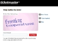 New Ticketmaster website to make online 'CAPTCHA' puzzles easier