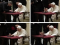 Pope turns to Twitter, new allies to battle for faith issues