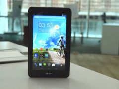 Acer Iconia A1-713 Review: Too Little, Too Late