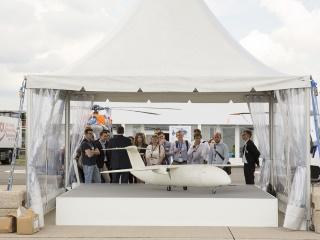 Airbus Presents 3D-Printed Mini Aircraft