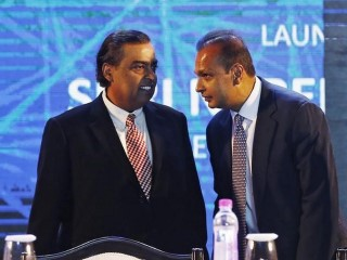 Ambani's $20 Billion Bet on TV, Telecom May Rekindle Sibling Rivalry