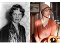 Amelia Earhart: From real to Œ'reel' life