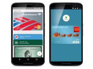 Google's Android Pay Rolls Out in US
