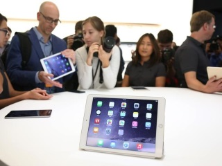 In Slumping Tablet Market, Apple Still Rules: IDC