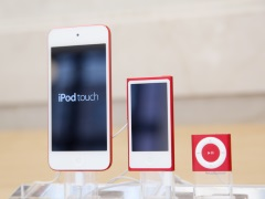 Apple Launches New iPod touch, Brings New Colours to shuffle, nano