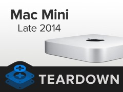 Mac mini 2014 Comes With Soldered RAM and CPU