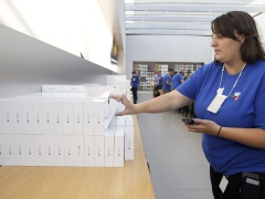 When iPhones Ring, the Economy Listens