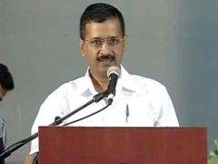 Chief Minister Arvind Kejriwal Breaks Treated Sewage Water Stigma After Drinking Sample