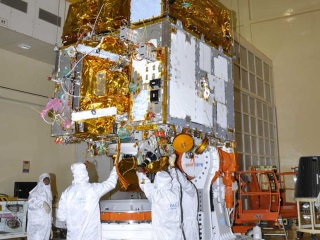 Isro Transports Astrosat Satellite to Spaceport Ahead of September Launch