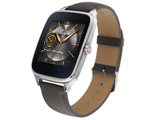 Asus ZenWatch 2 With Android Wear Launched Starting Rs. 11,999