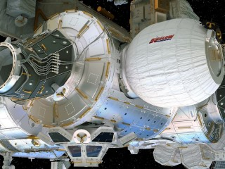 Nasa Successfully Deploys Space Station's Inflatable Room
