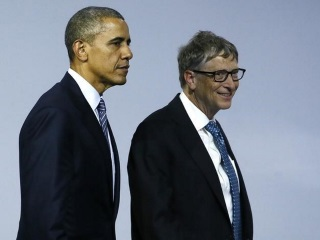 Bill Gates Plots a Surprise Attack on the Energy Sector