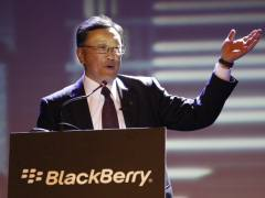 BlackBerry to Make a Phablet, Hints CEO John Chen