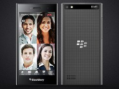 BlackBerry Leap With 5-Inch Display Launched; Curved Display Phone Teased