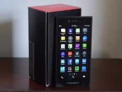 BlackBerry Leap Review: For Some, a Leap of Faith