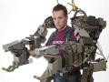 Robotic exoskeleton developed that gives wearer superhuman strength