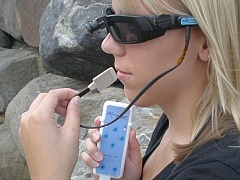 Device That Lets Visually Challenged to 'See' With Their Tongues Approved