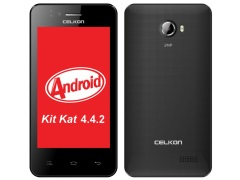 Celkon Campus A400 With Android 4.4.2 KitKat Listed Online at Rs. 2,999