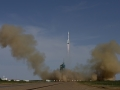 China launches longest manned mission from Gobi Desert