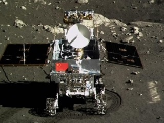 China Says First Moon Rover Has Set Record for Longest Stay