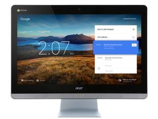 Google, Acer Unveil Chromebase for Meetings