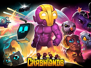 Crashlands, Music Memos by Apple, Kickstarter for Android, and More Apps To Check Out